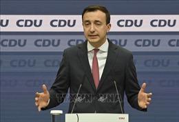 Đức: CDU thông báo kế hoạch cải tổ ban lãnh đạo