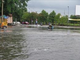 Chủ động ứng phó với mưa lớn, ngập lụt, lũ quét, sạt lở đất