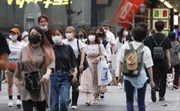 Số ca mắc COVID-19 ở Tokyo giảm xuống mức thấp nhất kể từ tháng 6/2020