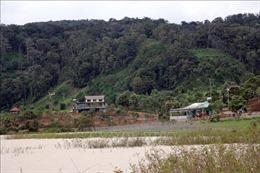 'Báo động đỏ' an toàn hồ thủy lợi ở Lâm Đồng
