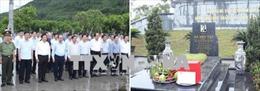 Thủ tướng Nguyễn Xuân Phúc dâng hương tại Khu di tích Tổng Bí thư Hà Huy Tập