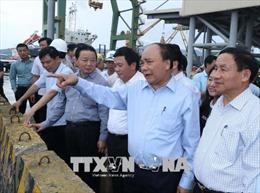 Thủ tướng Nguyễn Xuân Phúc lần thứ 2 thị sát bảo vệ môi trường Formosa
