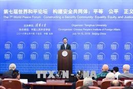 Ủy viên Quốc vụ viện Trung Quốc Dương Khiết Trì bí mật thăm Hàn Quốc