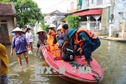 Hà Nội: Huyện Quốc Oai nỗ lực khắc phục hậu quả thiên tai