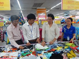 Kiểm tra thực hiện cuộc vận động ưu tiên dùng hàng Việt Nam tại Thừa Thiên - Huế
