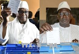 Tổng thống đương nhiệm Mali thắng cử