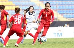 ASIAD 2018: Đội tuyển nữ Việt Nam sẵn sàng vào tới trận chung kết
