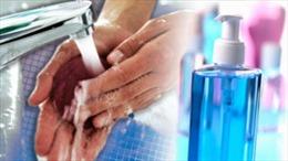 Cảnh báo các loại thuốc sát trùng chứa cồn không còn tác dụng