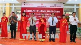 Niềm vui trường mới của học sinh vùng biên Kon Tum