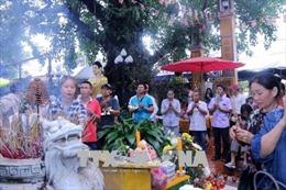 Đại lễ Vu Lan báo hiếu gắn kết cộng đồng người Việt ở Lào