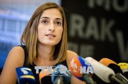 Nữ nhà báo Đức bị bắt giữ tại Thổ Nhĩ Kỳ được trở về nước
