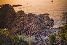 Phát hiện nhiều gành đá tuyệt đẹp tại gành ĐáĐĩa, Phú Yên