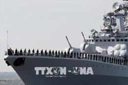 Hạm đội Phương Bắc của Nga tập trận quy mô lớn tại biển Barents