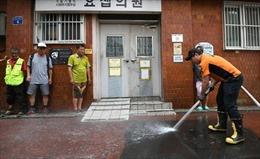 Số ca tử vong do nắng nóng tại Hàn Quốc tăng lên mức kỷ lục