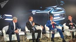 Hãng ô tô Nga tung mẫu xe 'siêu sang' mong thu hút giới siêu giàu