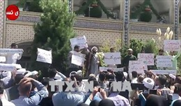 Làn sóng biểu tình ở Iran có nguy cơ lan rộng