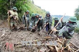 Tập trung khắc phục hậu quả thiên tai, không để người dân bị đói, khát trong mưa lũ