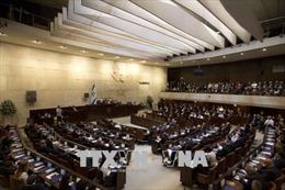 Quốc hội Israel họp phiên đặc biệt về Luật Quốc gia dân tộc Do Thái
