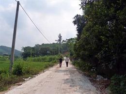 Xây dựng nông thôn mới kiểu mẫu ở Tuyên Quang