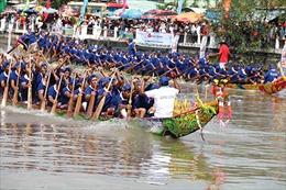 Rộn ràng xuân mới ở vùng đồng bào Khmer