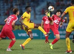 V.League 2019: Thay đổi thứ hạng ở nhóm đầu sau vòng thi đấu thứ 5