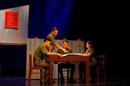 Nhà hát Tuổi trẻ tham gia Liên hoan 'Hình tượng người chiến sĩ Công an nhân dân'