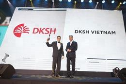 DKSH Việt Nam thắng giải Nơi làm việc tốt nhất Châu Á 2020