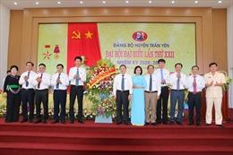 Đại hội đại biểu Đảng bộ huyện Trấn Yên