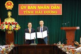 Sam sung Việt Nam khởi động dự án tư vấn cải tiến doanh nghiệp tại Hải Dương