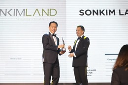 SonKim Land đạt giải thưởng 'Môi trường làm việc tốt nhất châu Á 2020'