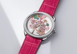 Hermès tái sinh chiếc đồng hồ huyền thoại Arceau