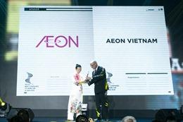 AEON Việt Nam hai năm liên tiếp đạt giải 'Nơi làm việc tốt nhất châu Á'