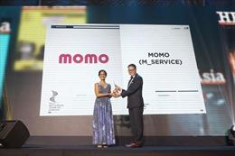 Ví MoMo và VNG  lọt vào top 'Nơi làm việc tốt nhất Châu Á 2020'