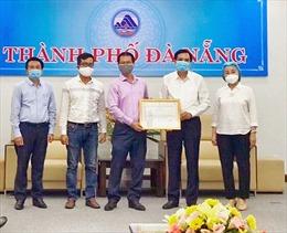 Tập đoàn PPC An Thịnh trao tặng máy móc, hóa chất trị giá 2 tỷ đồng cho TP Đà Nẵng