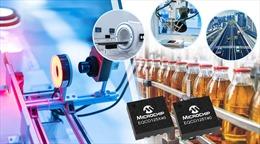 Microchip công bố sản phẩm CoaXPress 2.0 tốc độ cao