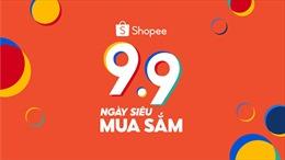 Shopee mang đến 3 cam kết 'Siêu ưu đãi' trong ngày 9.9 Siêu Mua Sắm