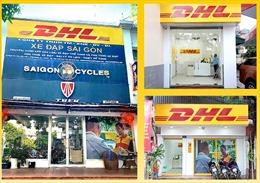 DHL Express ra mắt 4 điểm giao dịch mới tại TP Hồ Chí Minh, Hà Nội