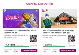 Ví MoMo lập 'lá chắn' chung tay hỗ trợ Đà Nẵng và An Giang vững vàng trước dịch