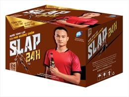 Long Hưng ra mắt nước tăng lực cà phê hương chồn SLAP 24H