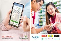Generali Viet Nam triển khai dịch vụ thanh toán qua VCB Digibank và các điểm giao dịch của Payoo