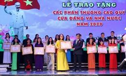Nestlé Việt Nam đón nhận bằng khen của Thủ tướng Chính phủ