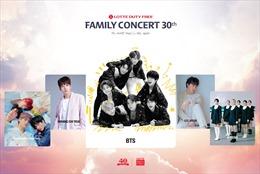 Lotte Duty Free Family Concert 2020 được tổ chức online với BTS, GFriend