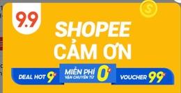 Hơn 12 triệu mặt hàng trên Shopee được bán ra trong 1 giờ đầu tiên trong sự kiện ngày 9.9