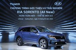 THACO giới thiệu KIA SORENTO (All New)