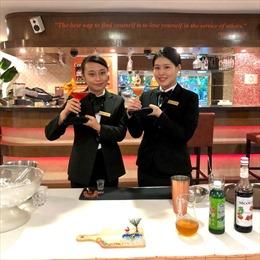 Sinh viên MDIS đạt giải Nhất và Nhì cuộc thi Pha chế Cocktail Singapore 2020