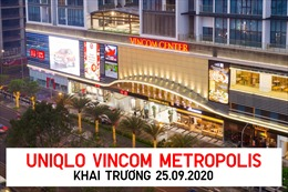 Khai trương cửa hàng UNIQLO thứ hai tại Hà Nội