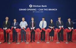 Ngân hàng Shinhan khai trương chi nhánh Cần Thơ