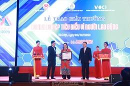 Nestlé Việt Nam lần thứ 2 được vinh danh  'Doanh nghiệp Tiêu biểu vì Người Lao động'