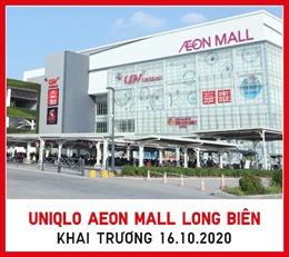 Cửa hàng UNIQLO thứ 3 ở Hà Nội sẽ khai trương vào 16/10