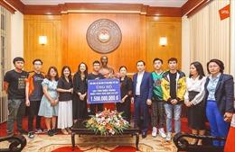 VNG và Huawei Việt Nam chung tay ủng hộ miền Trung 2,5 tỷ đồng